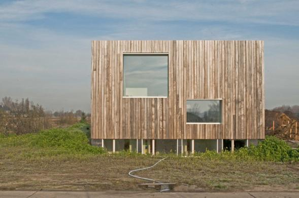 Pasivní dům Lokeren