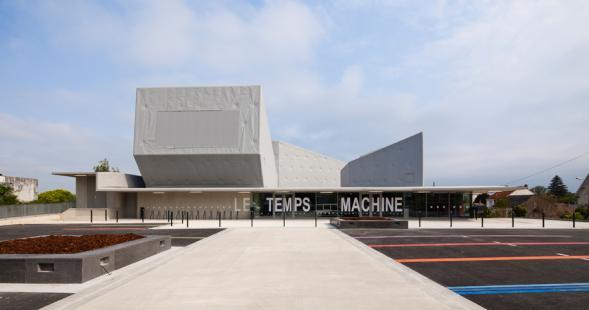 Koncertní sál Le Temps Machine