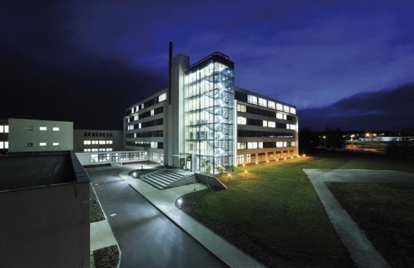 Fakulta stavební, VŠB - TU Ostrava